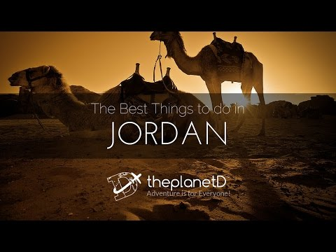 Top 5 Things to do in Jordan | Travel Vlog | The Planet D