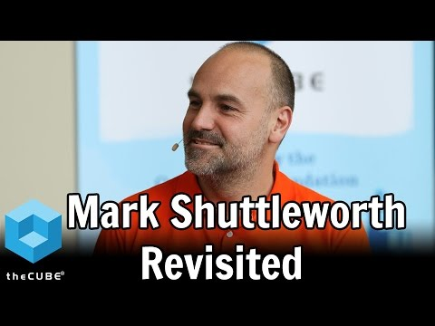Mark Shuttleworth, Canonical | OpenStack Summit 2017