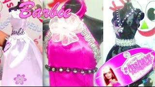 Barbie Be A Real Fashion Designer - Barbie Doll Dresses