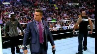 THE ROCK RETURNS WWE.Raw.Gets.Rocked.11.14.11. PART02.avi
