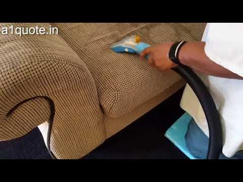 Best Professional Sofa Dry Cleaning Services in Gurgaon | A1quote