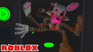 FNAF VR HELP WANTED BUT IN ROBLOX! (Roblox FNAF Support Requested)