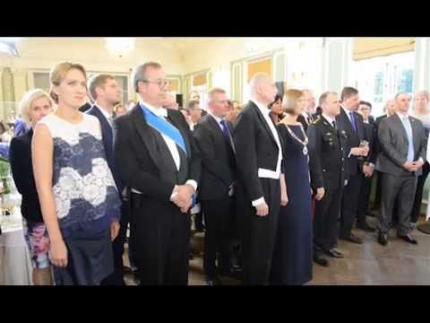 Riigikogu esimehe Eiki Nestori tänukõne, 10.10.2016