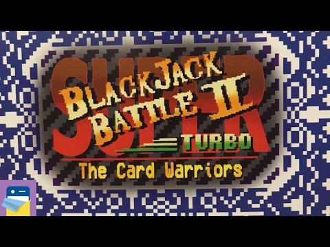 Super Blackjack Battle 2 Turbo Edition: iOS iPhone Gameplay Walkthrough (by Headup Games)