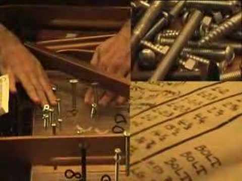 "David Greilsammer - John Cage - ""prepared piano"""
