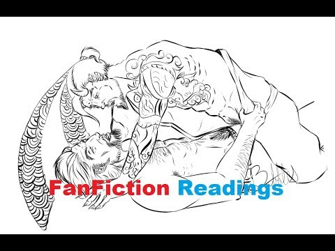 FanFiction Readings - Valentine's Day Suprise - McHanzo (Lemon)