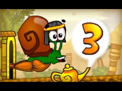 Snail bob 3 bob l 39 escargot 3 youtube - Jeux gratuits bob l escargot ...