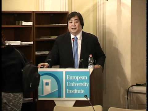 Harold Koh at the EUI - The Obama Administration and International Law (speech version)