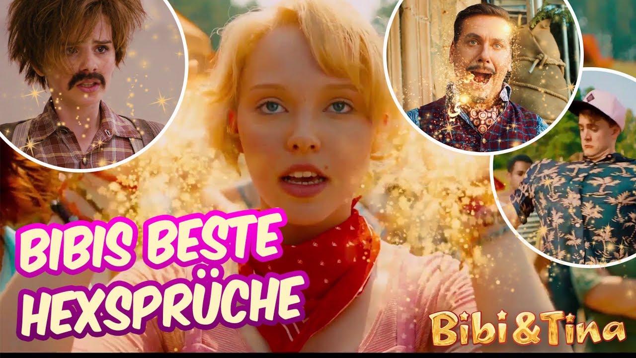 bibi  tina  bibis beste hexsprüche aus allen 4 filmen