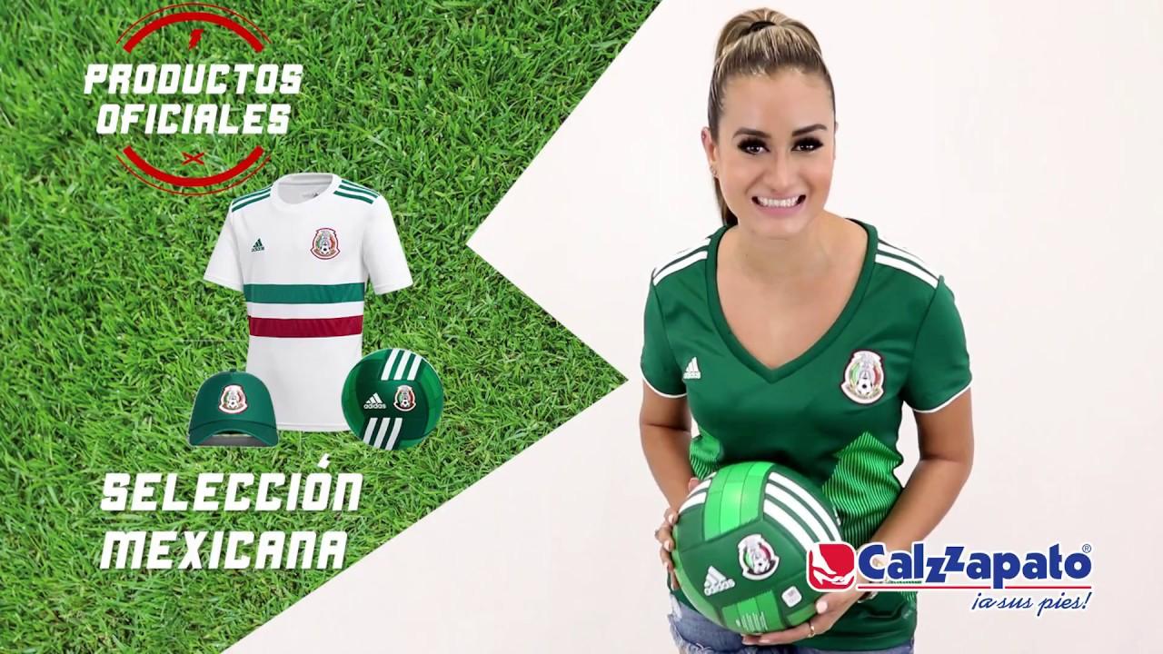 5e46b7c9e241b Los productos oficiales de la Selección Mexicana