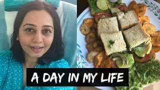 A Day In My Life | Skincare, Homemade Sandwich & more