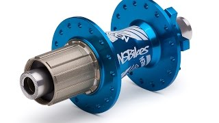 NS Rotary Cassette Hub Sound