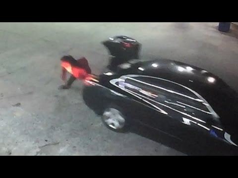 Avondale kidnapping victim escapes trunk while suspect drives away from Bessemer gas station