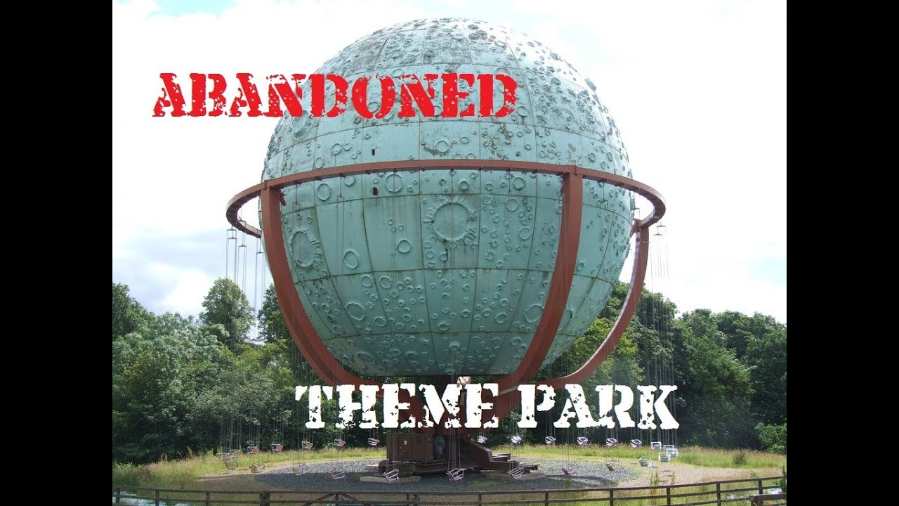 Abandoned Theme Park - Scotland