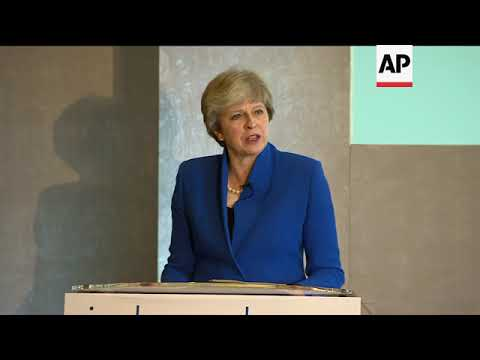 May: More honesty needed on where free market economy not working