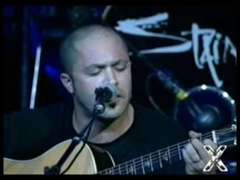 Staind - Fred Durst - Outside (live)