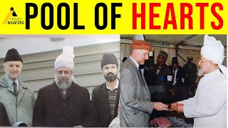 Inspiring Convert Story to Islam Ahmadiyya : How Allah Guided Me to the Pool of Hearts