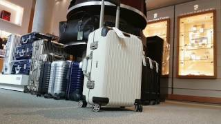 PRODUCT REVIEW: Rimowa Limbo Cabin Multiwheel in Creme
