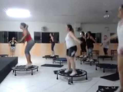 Exagerado-Naldo / Aula de jump Academia Dance+ Prf Apoliana Oliveira