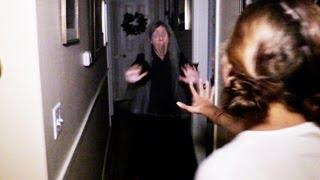 Girl scares off ghost! - Season 10 Episode 64