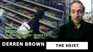 Stealing Sweets - The Heist