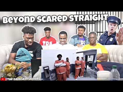 The Funniest Moments In Beyond Scared Straight 😂😂 REACTION