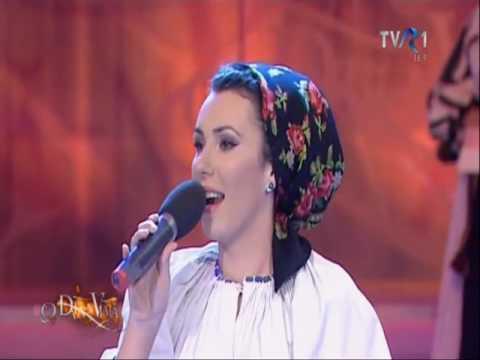 Madalina Mirza si Orchestra `` Lăutarii `` din Chişinău - Dorul de la badita