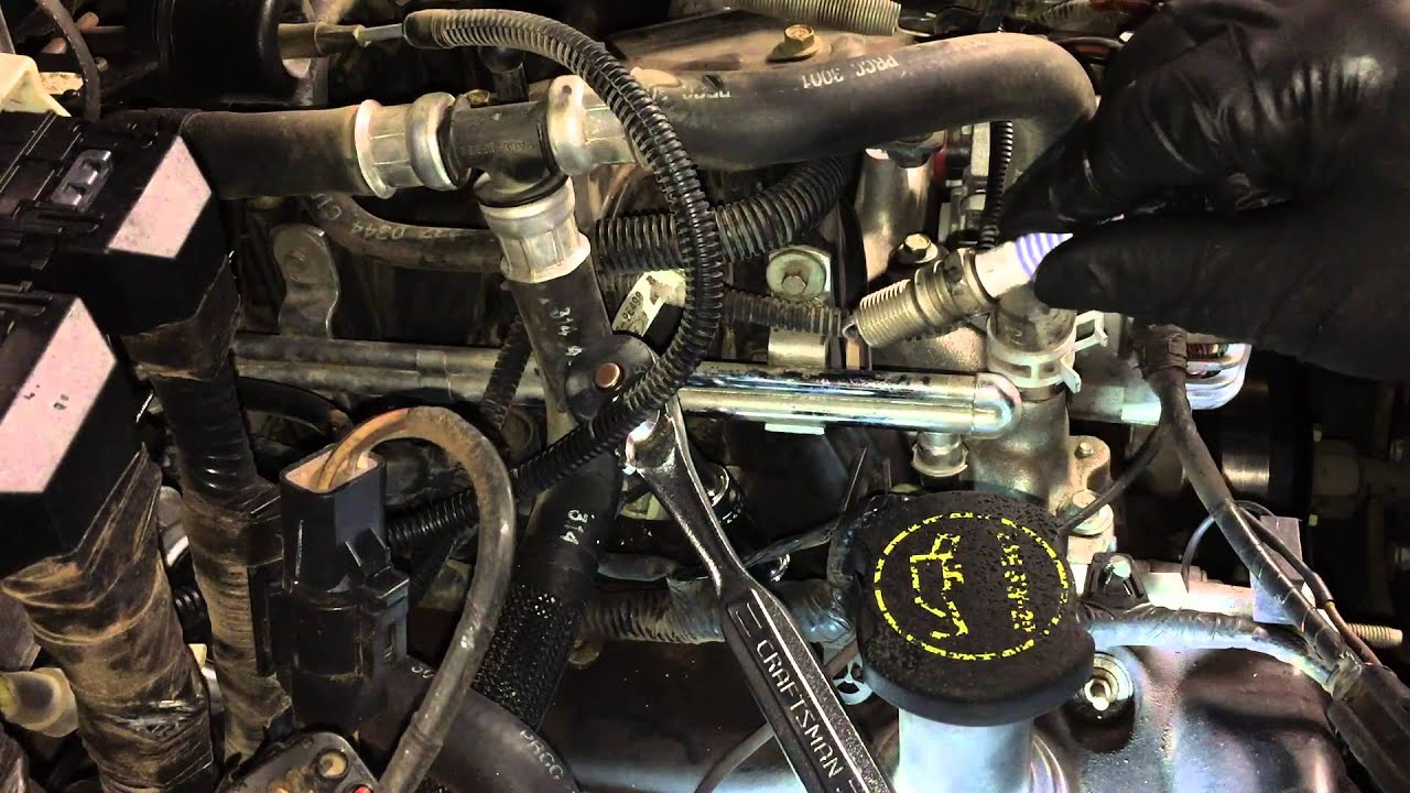 important tips when replacing spark plugs on ford 4 6l 5 4l 6 8l 2v engines