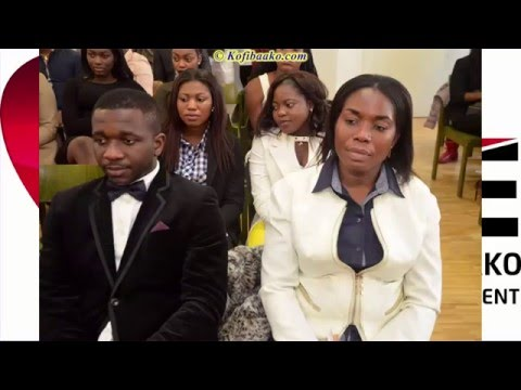 MARRIAGE BLESSING & CHILD DEDICATION OF FAMILY AMANKWAH STUTTGART