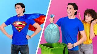 20 смешных различий между мужчинами и женщинами