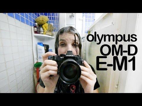 Olympus OM-D E-M1 review Videorama