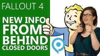 Fallout 4 | Brand New Details from Behind Closed Doors | Xbox On