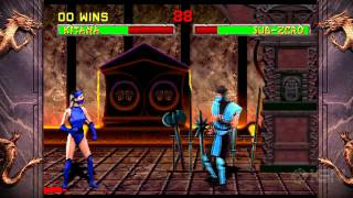 IGN Reviews - Mortal Kombat Arcade Kollection: Game Review