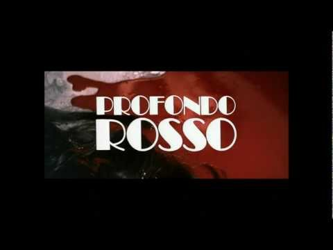 Profondo Rosso Alternative Wind Trailer 1975