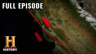 The San Andreas Fault: Disaster About to Strike | How the Earth Was Made | Full Episode | History