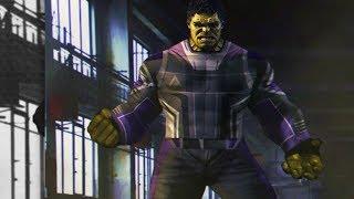 """Avengers Endgame: """"BRUCE BANNER TURNS INTO PROFESSOR HULK"""" TV SPOT [HD] (Avengers Endgame Footage)"""