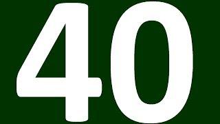 АНГЛИЙСКИЙ ЯЗЫК ДО ПОЛНОГО АВТОМАТИЗМА С САМОГО НУЛЯ  УРОК 40 УРОКИ АНГЛИЙСКОГО ЯЗЫКА