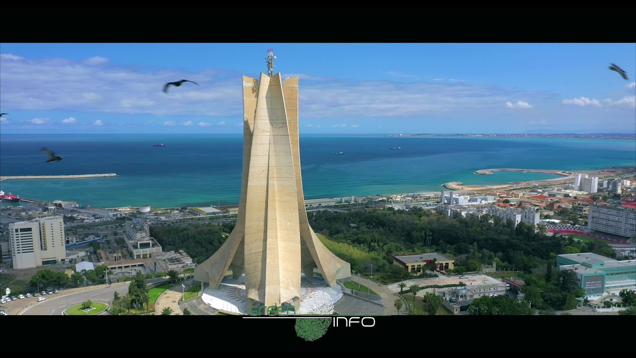 Alger ville fantôme, Confinement الجزائر مدينة الأشباح، الحجر الصِّحِّي