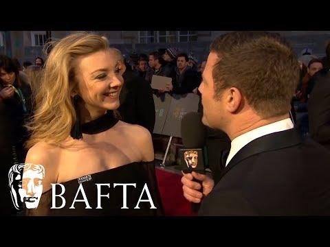 Natalie Dormer Shares Her Favourite Nominated Films  EE BAFTA Film Awards 2018