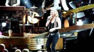 Sugarland- Everyday America (Concert Remix) Saratoga, NY 6-11-2010