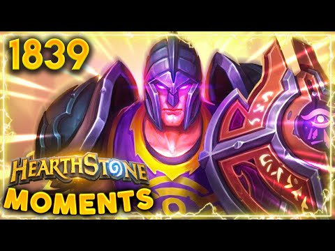 ONLY E-SPORTS PLAYERS Can Do This!   Hearthstone Daily Moments Ep.1839