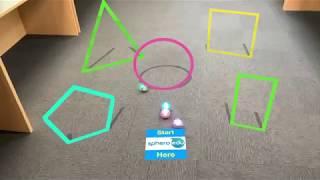 Wie man ein AR-Form Labyrinth für Sphäro