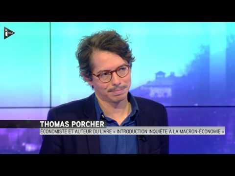 """Bilan de Macron: """"On dirait des réformes pour pays en développement"""", selon Thomas Porcher"""