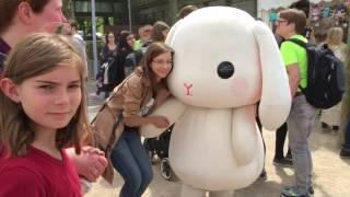 ドイツ 日本デー ゆるキャラ Japan TAG Mascot