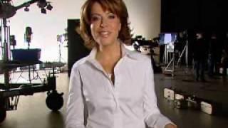 Behind the scenes: Channel 5 News with Natasha Kaplinsky