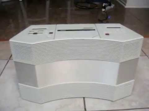 BOSE Acoustic Wave music system great great how SOUND music