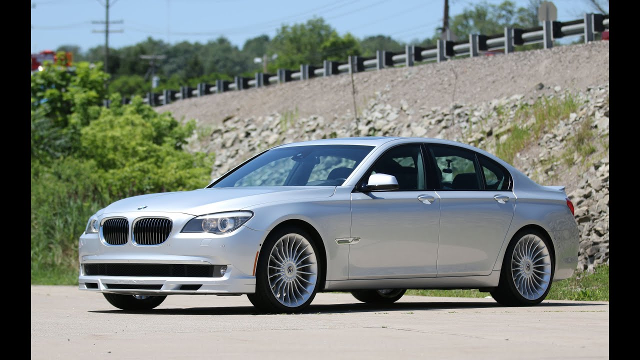 Goodfellas auto beautiful and extremely rare 2012 bmw alpina b7 x drive f01 4 4l twin turbo v8 youtube