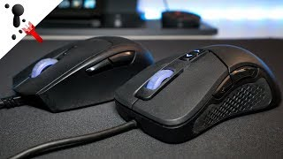 Cooler Master MM520 and MM530 Mouse Review