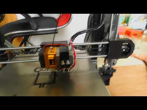 Máy in 3D tự làm – khi bạn đam mê