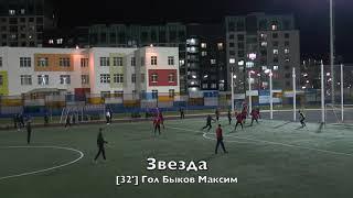 Обзор 4 неделя CSL 8х8 Футбол Екатеринбург